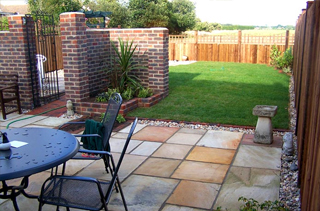 Landscape gardeners West sussex